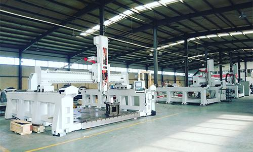 CNC Machine Tool Manufacturer